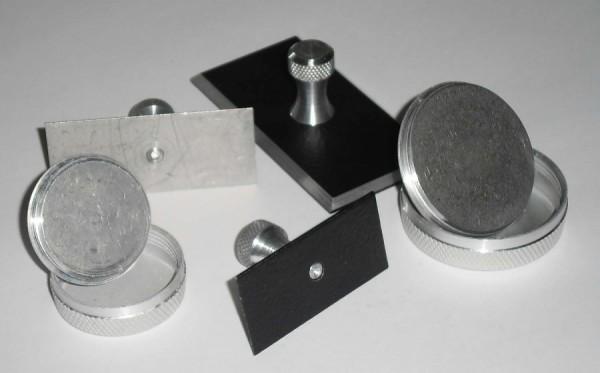 Suporturi metalice pentru ştampile