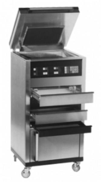 Maşină pentru confecţionarea ştampilelor (polimer)