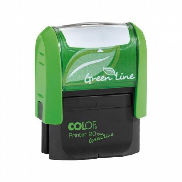 Stampila Printer 20 Green Line