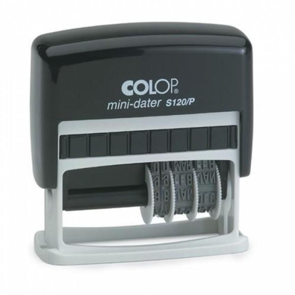 Stampila Mini-Dater S 120/P