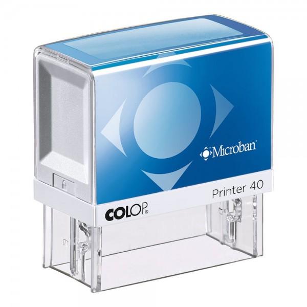 Stampila Printer 40 Microban