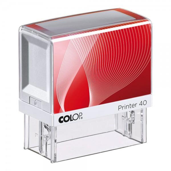 Stampila Printer 40